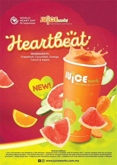 Juice Works Heartbeat