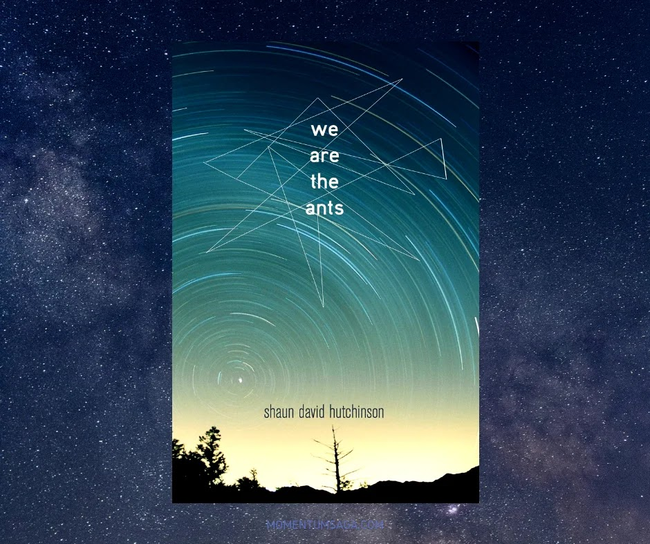 Resenha: We are the ants, de Shaun David Hutchinson
