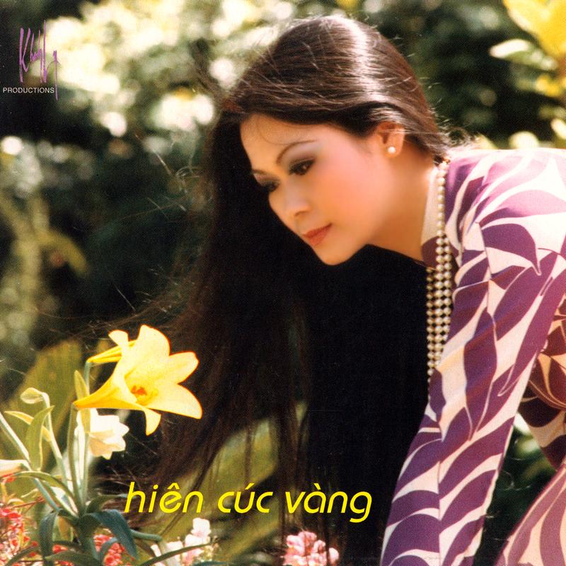 Khánh Ly CD - Hiên Cúc Vàng (NRG) + bìa scan mới