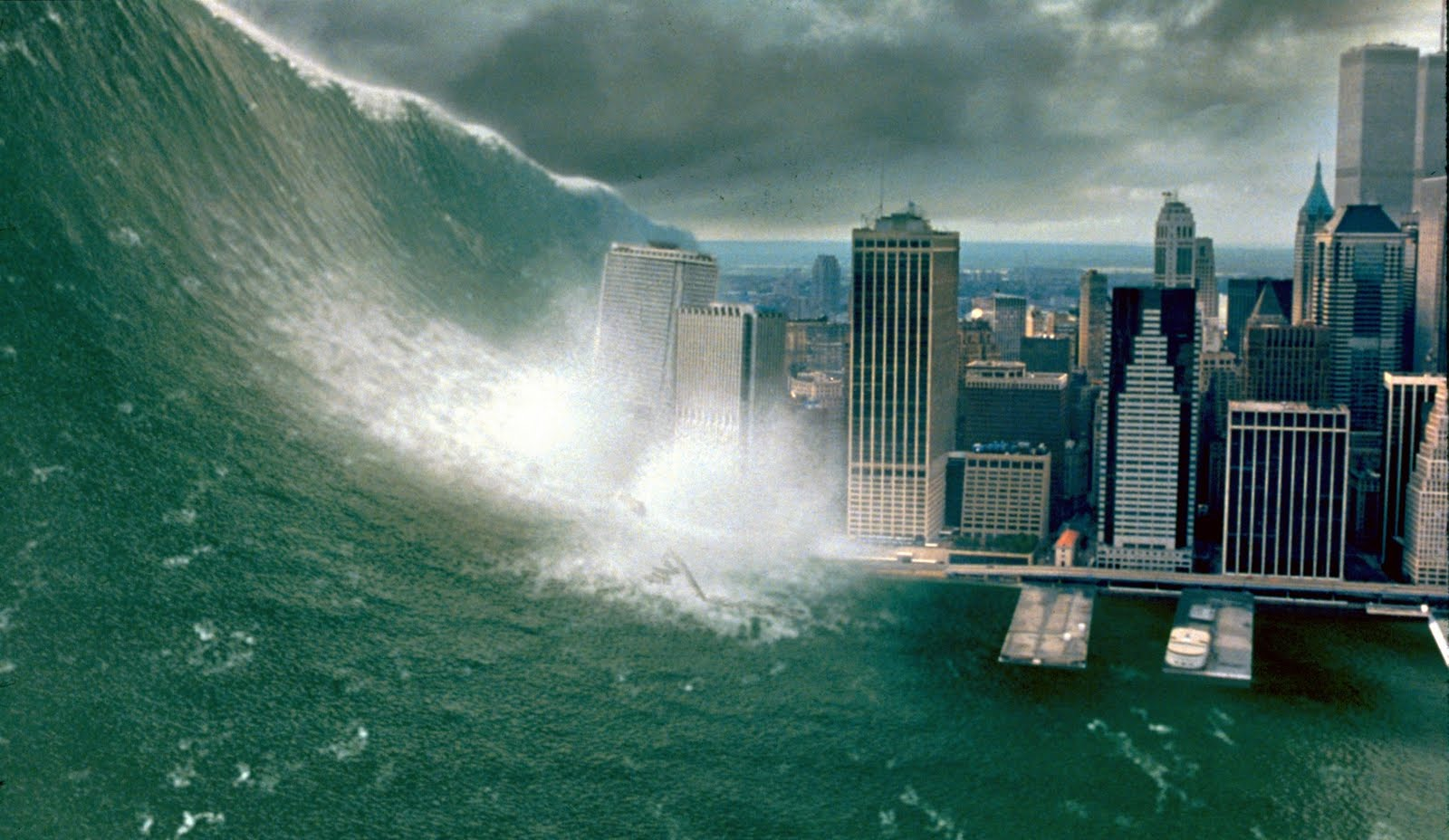 8 Great Disaster Movie Scenes | And So It Begins...
