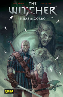 THE WITCHER 2. Las hijas del zorro