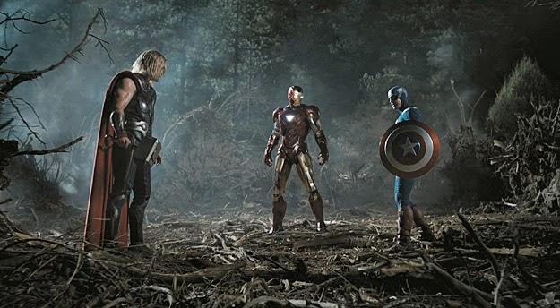 the avengers film - منتديات انت الهوى