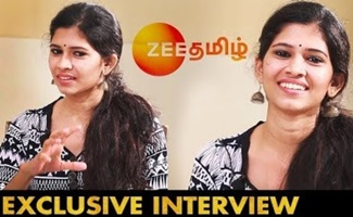 SaReGaMaPa Singer Srinidhi Interview