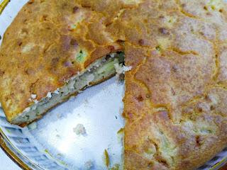 Топ 5 несладких пирогов