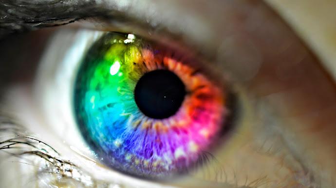 Wallpaper: (Macro) The Eye