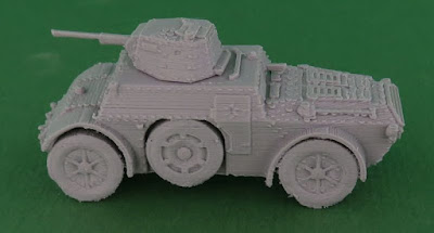 Autoblinda AB.41 Armoured Car picture 1