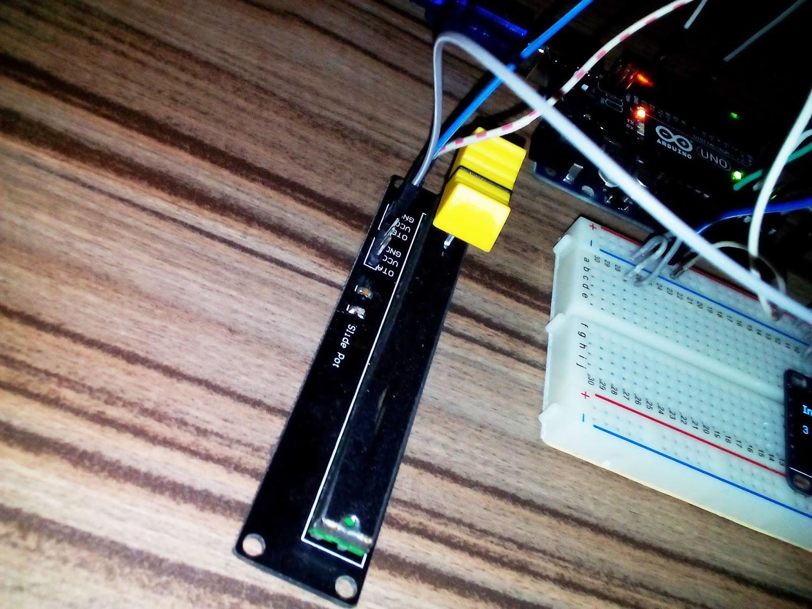 Arduino Solid State Relay Pwm Dc Led Dimmer Membuat Lampu Menggunakan Ssr