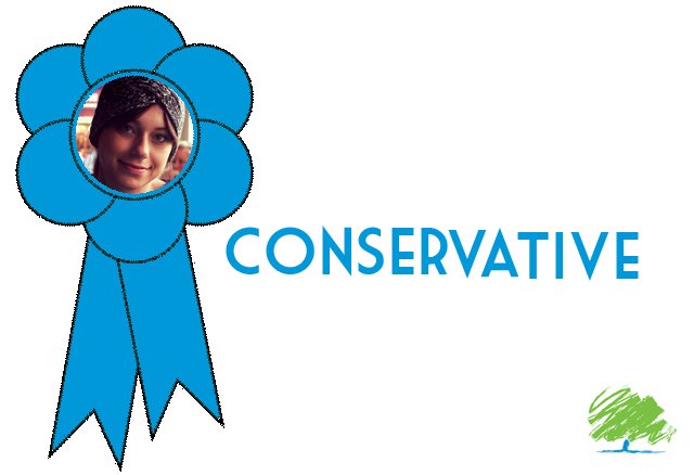 Why are you voting Conservative?