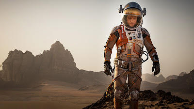 Seul sur Mars film