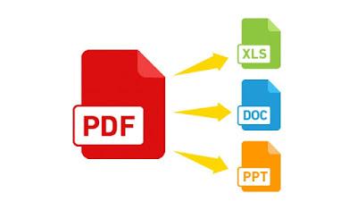 تحويل PDF الى WORD مجانا 2021