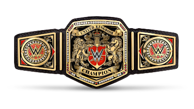 current WWE United Kingdom champion title holder