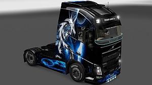 Volvo 2013 Abstrac skin