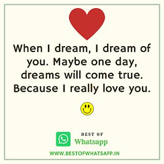 Love Whatsapp Quotes Status