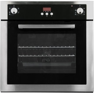 Cosmo Stainless Steel Electric Wall Oven