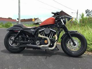 Jual MOGE BEKAS Forsale Harley davidzon a