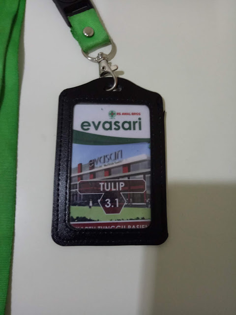 Card holder dan id card rs.  Evasari