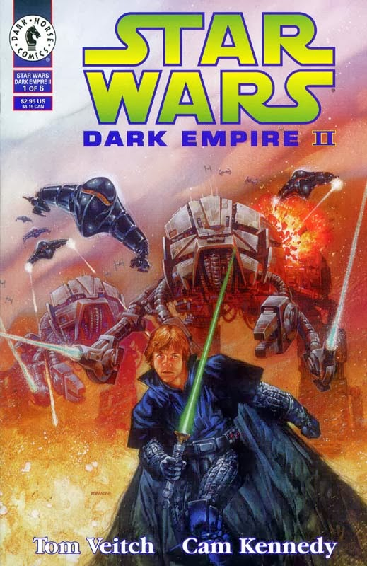 Jizz Wailing Lets Read Star Wars Dark Empire 2 Imperial Boogaloo