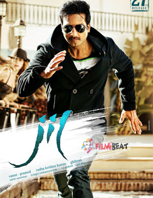 Jil (2016) Hindi Dubbed 400MB HDRip 480p Free Download