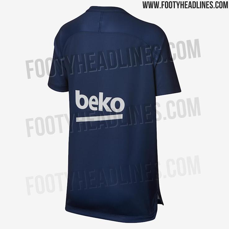 Barcelona 18-19 Pre-Match Shirt Released - Footy Headlines facbb8bd9