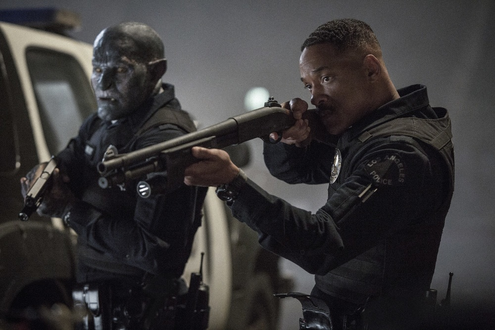Bright: Elfi, Orchi e Will Smith, nel nuovo trailer del film Netflix