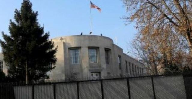 Επίθεση κατά της αμερικανικής πρεσβείας στην Άγκυρα (ΒΙΝΤΕΟ)