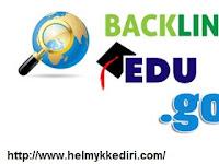 Cara mencari backlink edu dan gov gratis