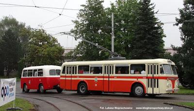 Škoda 8Tr + Karosa B40, Dopravni Podnik Ostrava