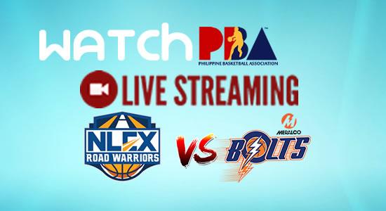 Livestream List: NLEX vs Meralco game live streaming February 9, 2018 PBA Philippine Cup