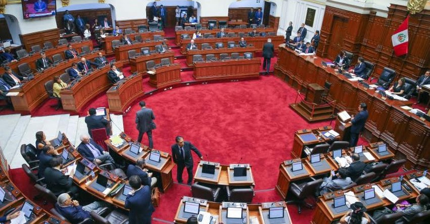 Congreso aprobó creación de Autoridad Nacional de Control de Poder Judicial