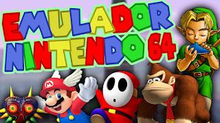 Super Mario 64 Para Android Espanol N64 Big Kids Android