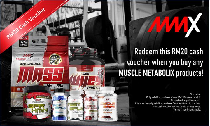 Muscle Metabolix