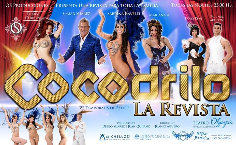 Teatros argentinos las revistas en competencia for Revistas del espectaculo argentino