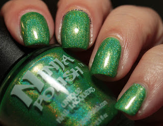 Ninja Polish Infinity Gems Soul Swatches Review