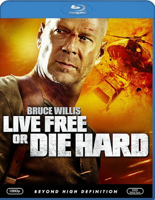 Live Free or Die Hard 2007 Hindi Dubbed Dual Audio BRRip 300mb