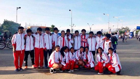 15 Deportistas de Villazón competirán en la maratón del Tribuno de Jujuy