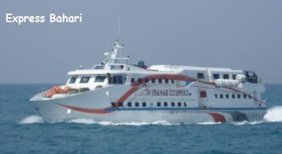 gambar express bahari jepara karimunjawa