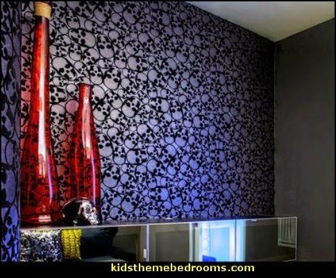Decorating Theme Bedrooms Maries Manor Skulls