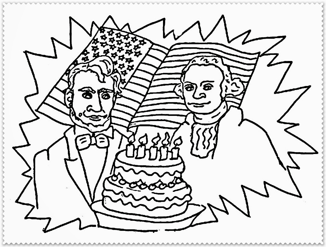 printable president coloring pages - photo#20