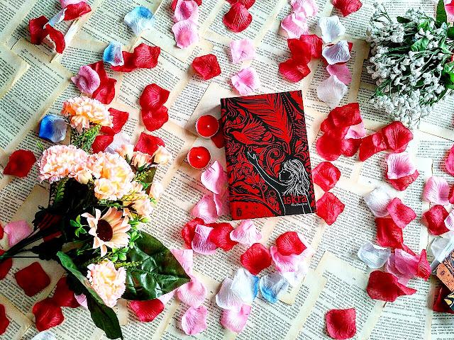 """Baśnie, kłamstwa i intrygi, czyli recenzja powieści Alice Broadway pt.""""Iskra"""""""