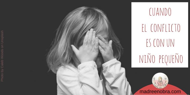 Madre en obra. Conflictos familiares. ¿Qué hacer si mi hijo pequeño no quiere volver del parque?