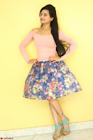 Janani Iyyer in Skirt ~  Exclusive 124.JPG