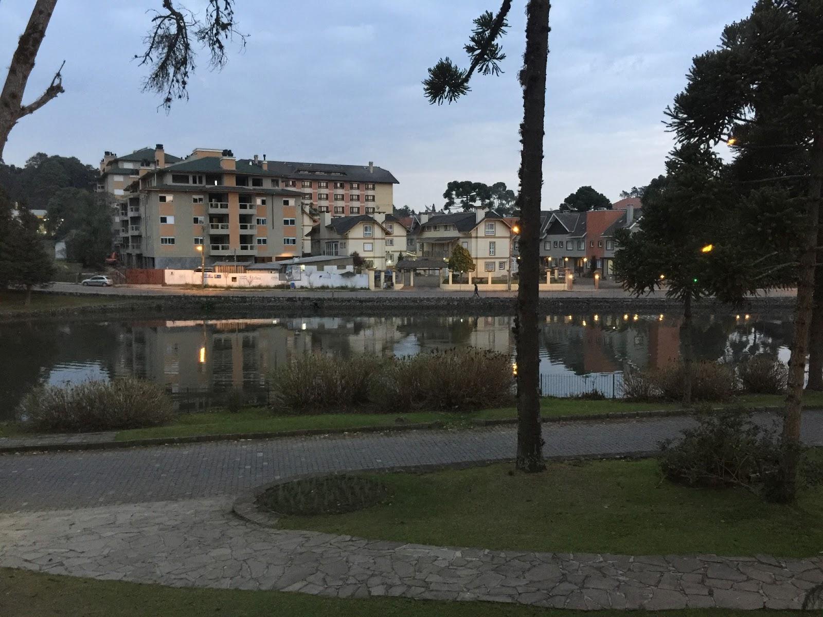 lago Grande Hotel Canela