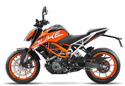 2017 KTM Duke 390 Hd Image