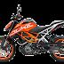 All New 2017 KTM Duke 390 HD Images