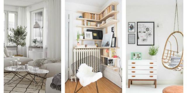 7 ideas para aprovechar las esquinas de casa �y comenzar por fin a darles uso!