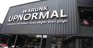 Lowongan Kerja Warung Upnormal Bandung