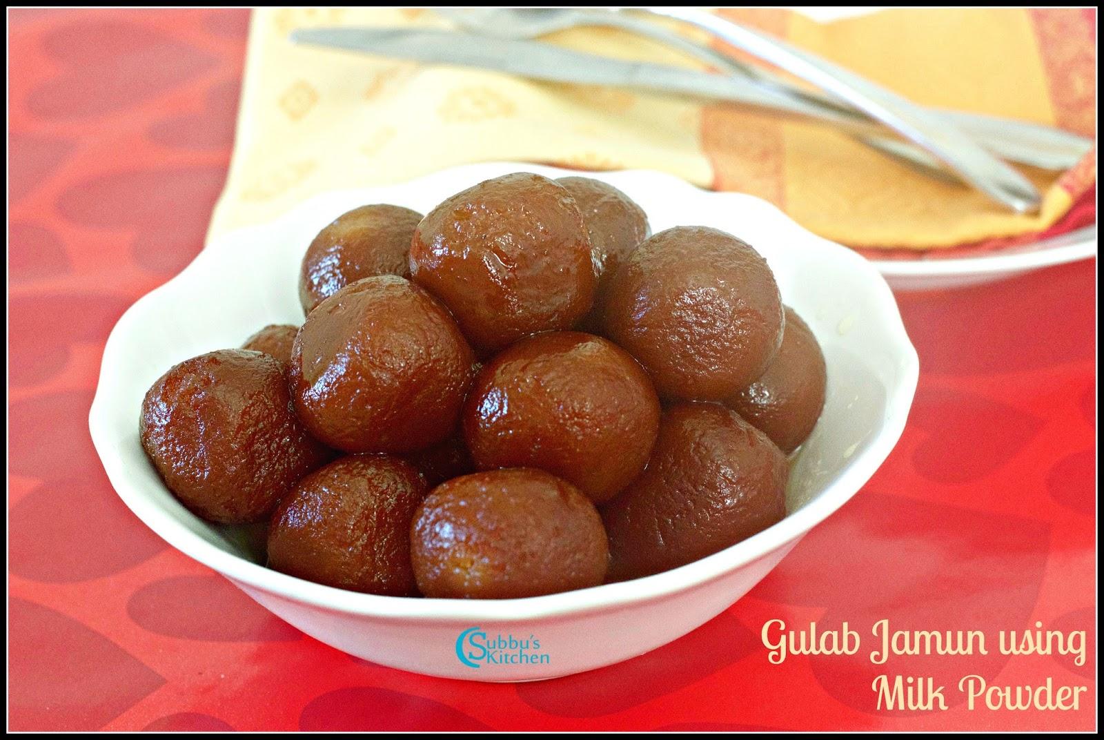 how to make maida gulab jamun