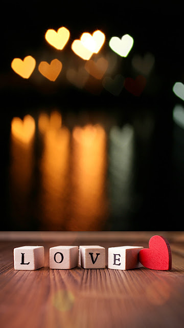 Love Lights Wallpaper Galaxy Note 7