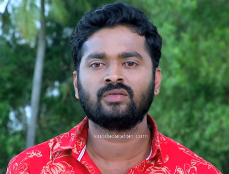 Sajesh Nambiar -Actor in Ammuvinte Amma Serial