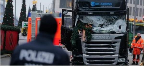ΒΡΩΜΙΚΗ ΠΡΟΠΑΓΑΝΔΑ!! ΑΠΟΚΑΛΥΨΗ – ΑΝΑΤΡΟΠΗ ΑΠΟ ΤΗ BILD: Ο Πολωνός οδηγός του φορτηγού είχε…